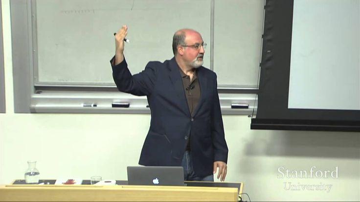 Stanford Seminar - Nassim Taleb
