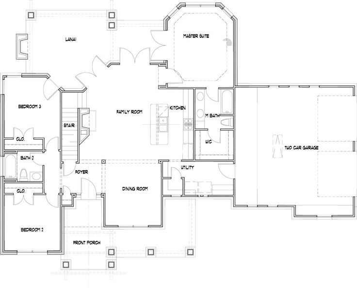 1000 images about house plans on pinterest craftsman for Attached garage plans with bonus room