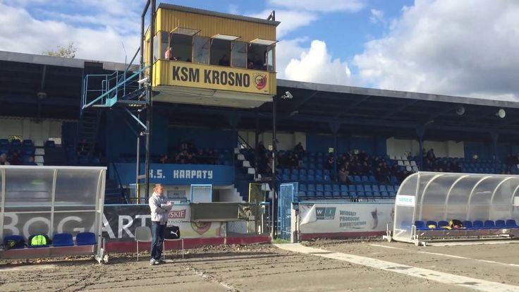 Stadium Guide: Karpaty Krosno. 2017-10-07