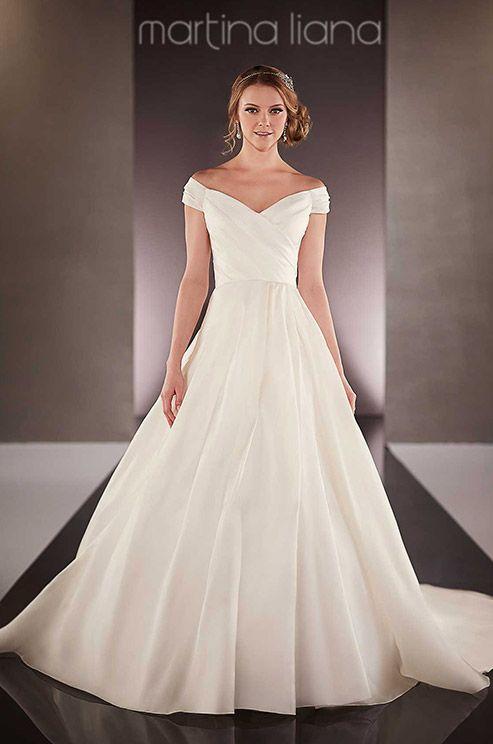 Best 25  Satin wedding dresses ideas on Pinterest | Satin wedding ...