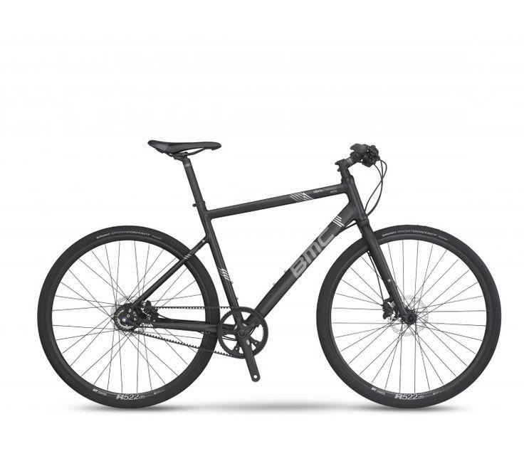 BMC Alpenchallenge AC02 Alfine 8 Flat Bar Road Bike (2016)  | 99 Bikes