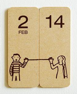 【つながるカレンダー】「つながり」をコンセプトにした万年カレンダー。スタイルストア