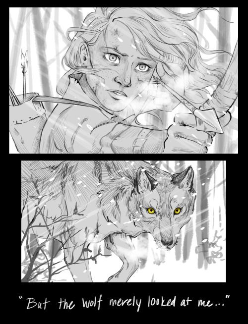 Eviternalism I wish we got to meet the Fae man behind the wolf. His relationship with Tamlin (the tool) and Lucien.