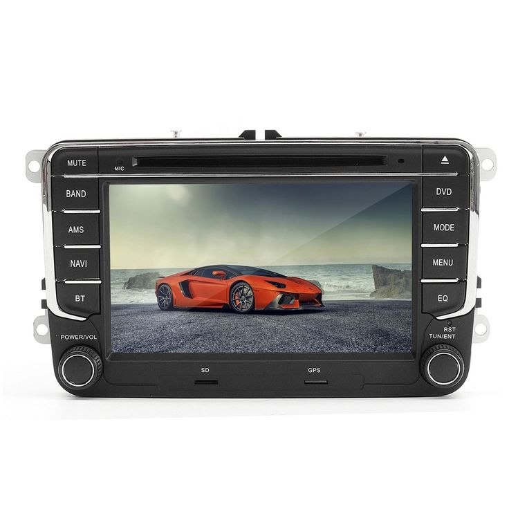 Buy Wallmart.win 7 Inch 2 Din Car DVD Player Radio GPS Stereo Camera For VW: Vendor: BG-US-Automobiles-Motorcycles Type: Car DVD Player…