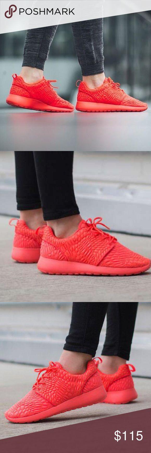 Nike roshe one dmb red womens -  Nike Roshe One Dmb Nwt