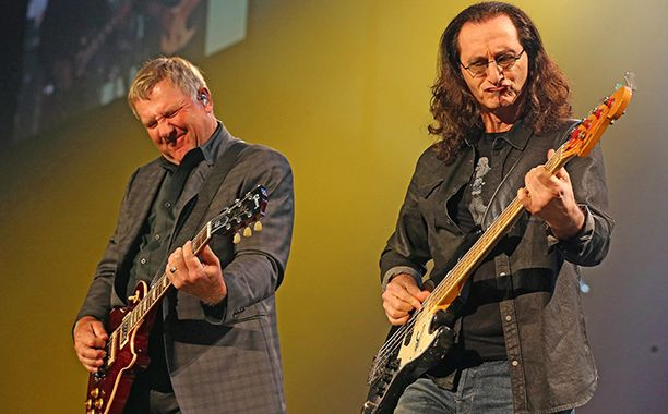 """Prog-rock heroes Rush celebrated the 40th anniversary of their current lineup — Geddy Lee on bass and vocals, Alex Lifeson on guitar, and Neil Peart on drums — this year by embarking on an epic tour where they performed career-spanning shows packed with songs from across their massive discography. And while the concerts may be Rush's last for the foreseeable future — """"The days of us doing long tours are probably over,"""" Lee tells EW — combing their catalog for rarities and hits alike created…"""