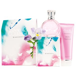 Nutrimetics Love & Courage Gift Set - on promotion now.