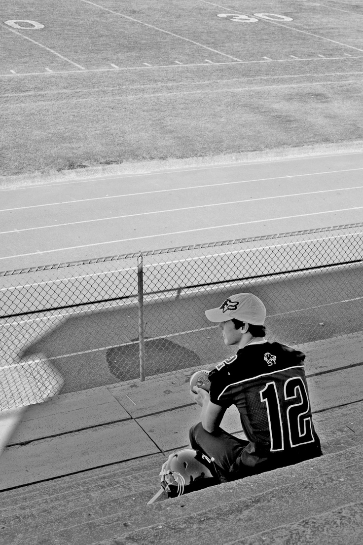 senior pictures: Boys Football Pictures, Pictures Ideas, Senior Pictures, Photo Ideas, Football Photography Ideas, Pics Ideas, Senior Pics, Sports Pictures, Football Fields Photography