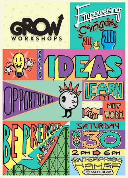 gROw Workshops - Boost your start-up business