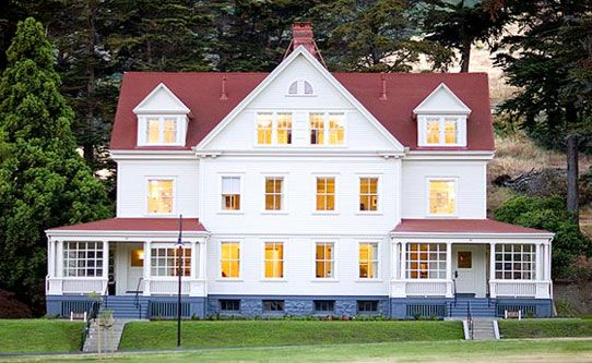 Cavallo Point Lodge San Francisco Bay Area, California, USA #cbcollection