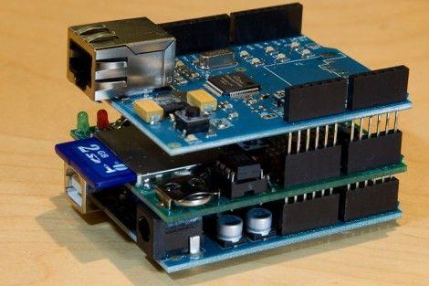 Arduino webserver