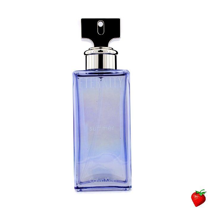 Calvin Klein Eternity Summer Eau De Parfum Spray (2013 Edition) 100ml/3.4oz #CalvinKlein #Perfume #SummerSpecials #Summer #Beach #Beauty #HotPick #Women #StrawberryNET