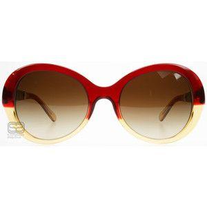 Chanel 5156 Cherry Red Honey Stripe > Chanel Sunglasses > 5156 11413B > UK