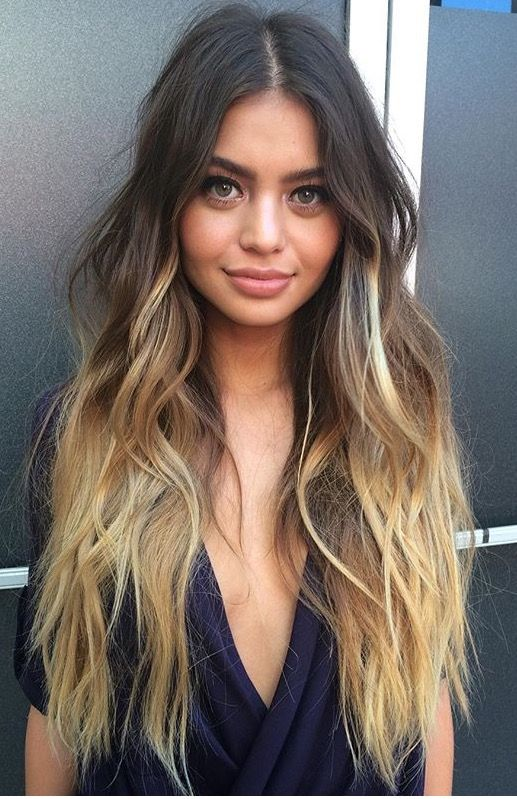 Remarkable 1000 Ideas About Long Dark Hairstyles On Pinterest Straight Short Hairstyles For Black Women Fulllsitofus