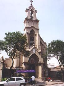 Centro de São Paulo: Capela de Santa Luzia