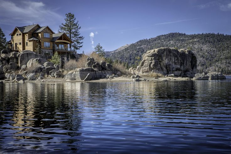 Photograph Lake House by Paul Koester on 500px