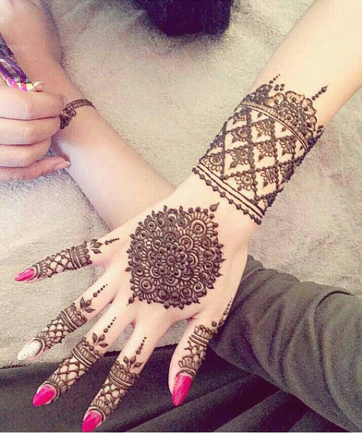 Henna Me Pretty   Nuriyah O. Martinez
