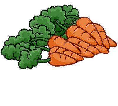 gambar wortel clipart gratis