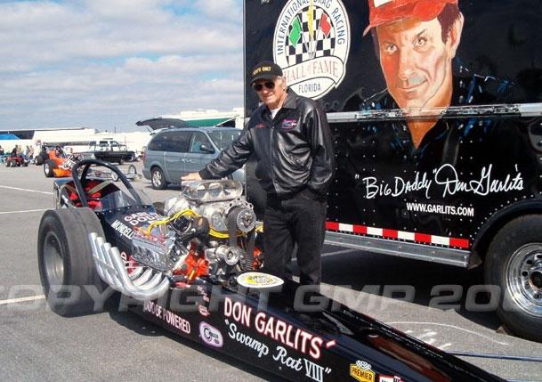 Don Garlits Swamp Rat Cars