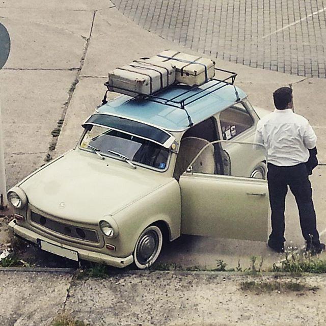 #Trabant #601 in #Berlin