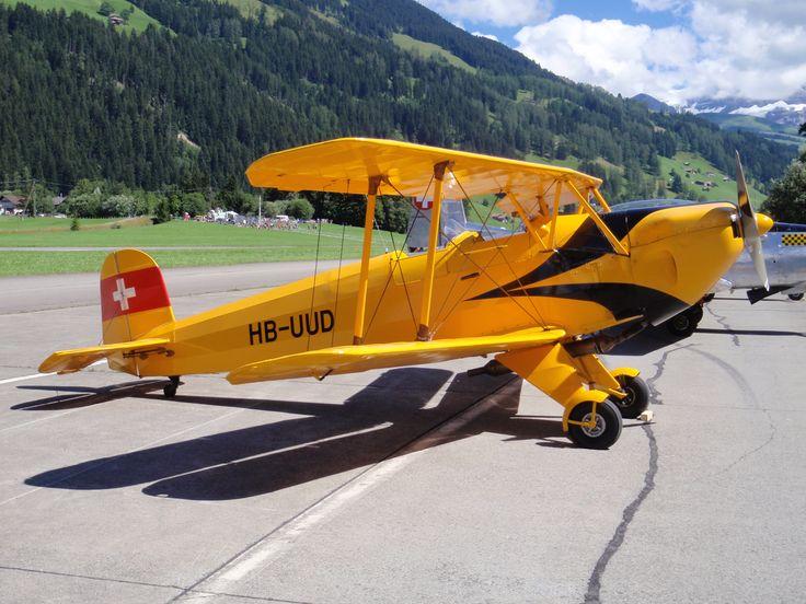 bucker jungmann Google Search Vintage aircraft