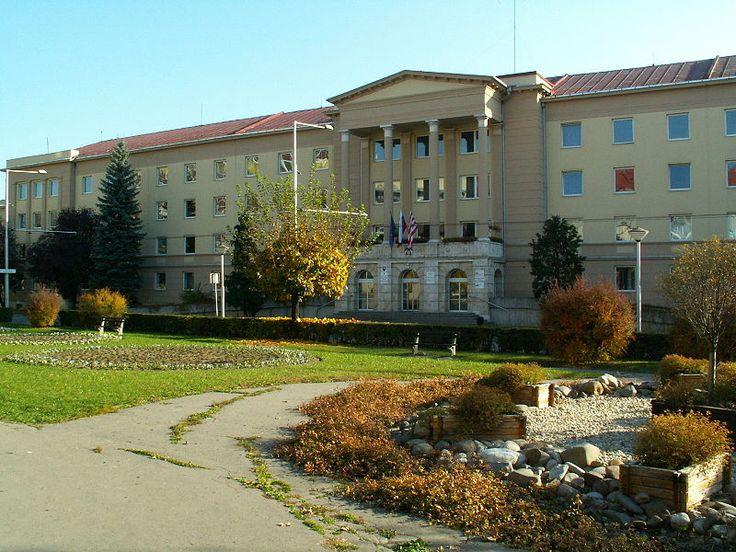 Banská Bystrica - Krajský úrad