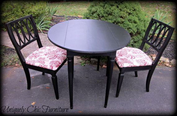9 best images about small gateleg or dropleaf kitchen table on pinterest antiques drop leaf. Black Bedroom Furniture Sets. Home Design Ideas
