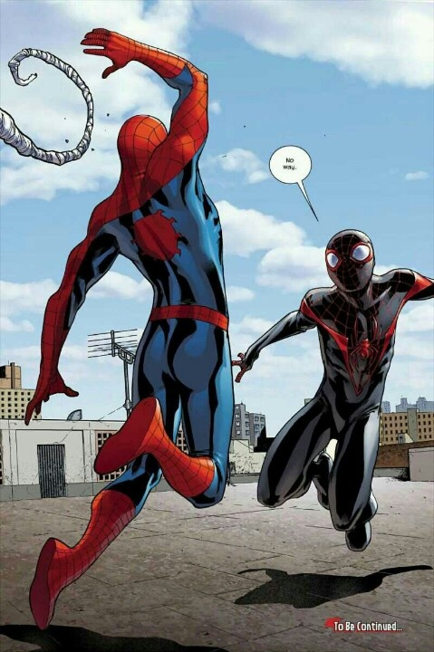 spider girl meets spider man On earth-616, spider-man and silk meet with spider-woman, spider-girl, spider -man 2099, spider-uk, spider-girl of earth-982, and spider-ham spider-uk explains they are the spiders of other dimensions and that all the strands of the great web are converging on earth-616 peter spider-uk tells him morlun's elder.