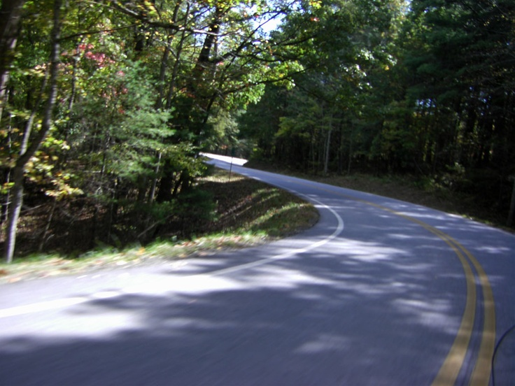 Appalachian Hwy. GA.  2009