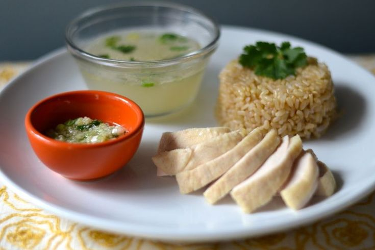 The Chicken of My People (Khao Man Gai) recipe on Food52