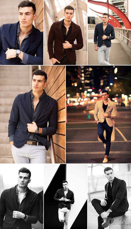 Mens Fashion Melbourne Style