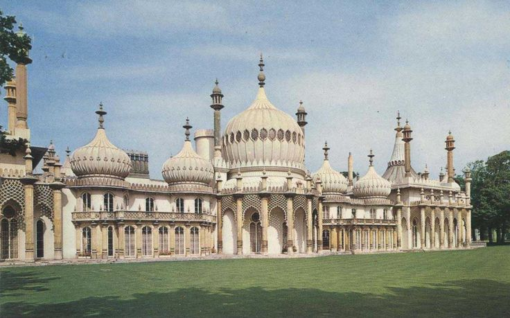 Brighton Royal Pavillion, Sussex, England  Find your dream UK travel and tourism job: http://www.traveljobsearch.com/uk