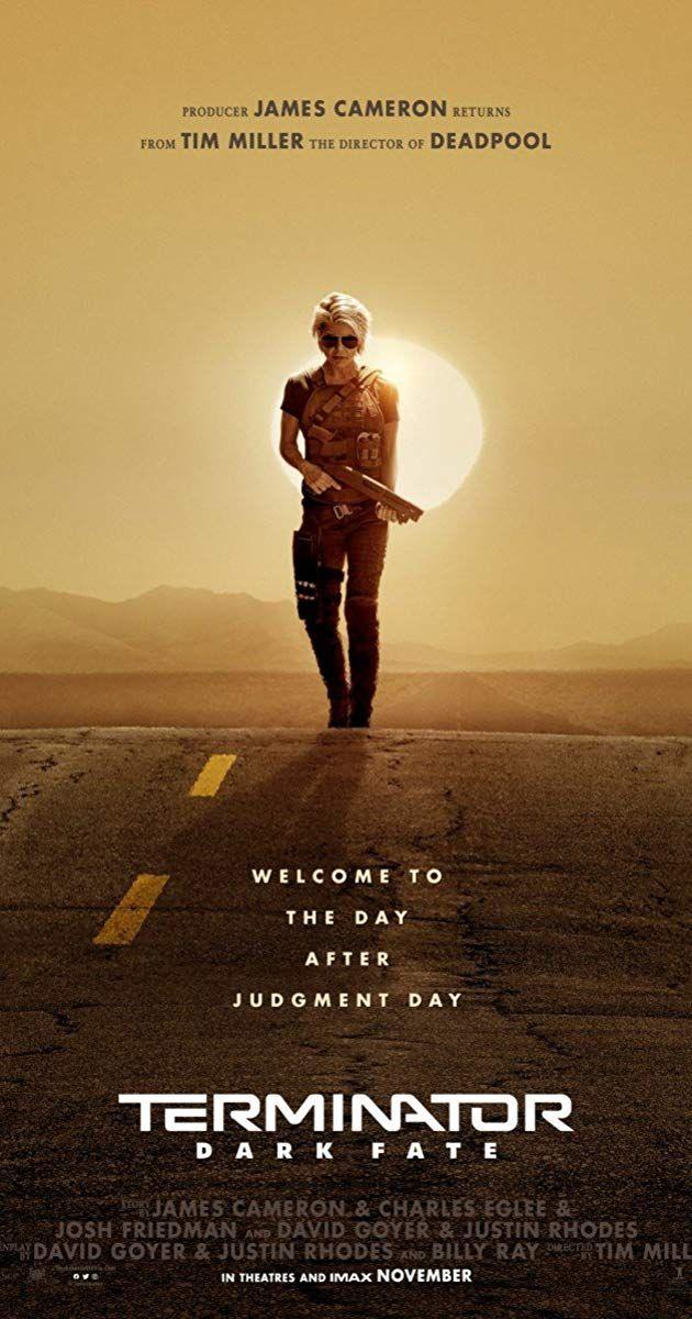 Terminator Dark Fate Nov 2019 Dvd Feb 2020 Directed By Tim Miller With Linda Hamilton Arnold Schw Destino Oculto Ver Peliculas Completas Peliculas Completas