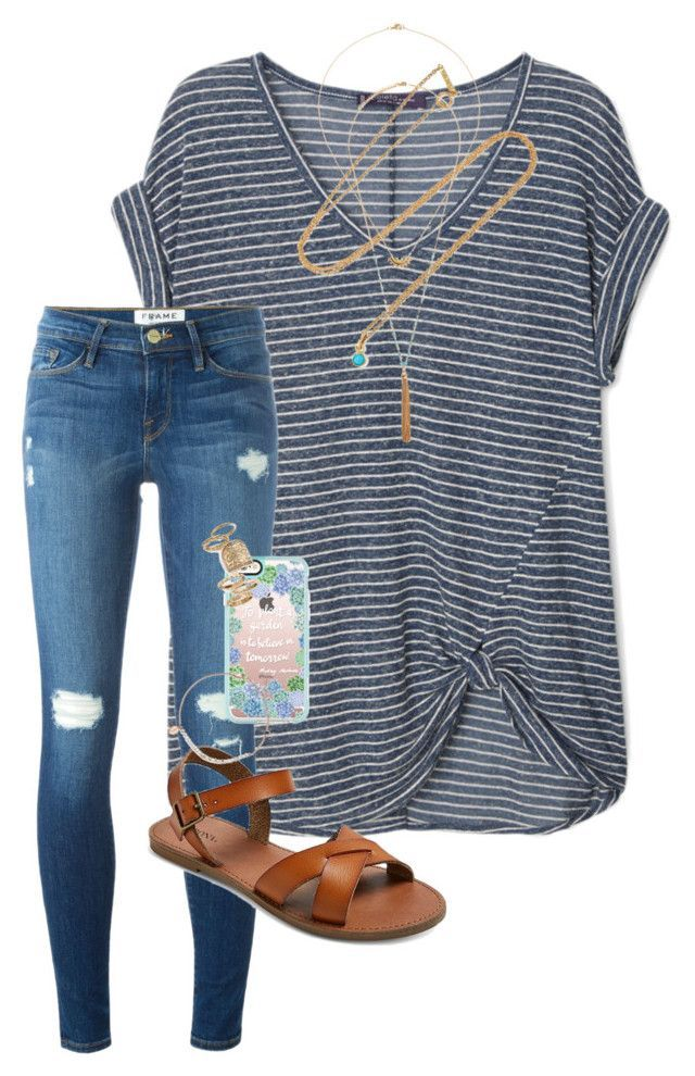 Ordered these shoes yesterday  by erinlmarkel on Polyvore featuring Violeta by Mango, Frame Denim, Merona, Jennifer Meyer Jewelry, Topshop, Forever 21, Meira T, IaM by Ileana Makri and Casetify