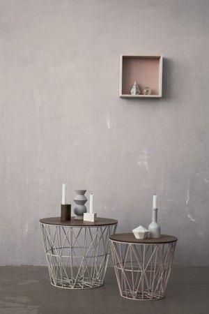 Ferm Living Bordplate til Wire Basket Small