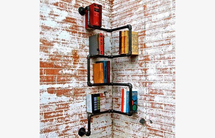 βιβλιοθήκες Η βιομηχανική βιβλιοθήκη