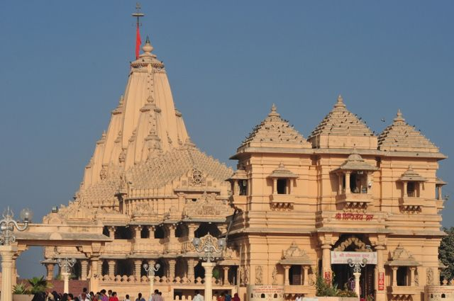 10 Amazing Attractions and Tourist Places in Gujarat: Somnath