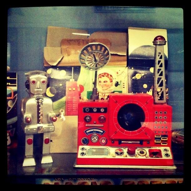 Vintage Space Toy 120