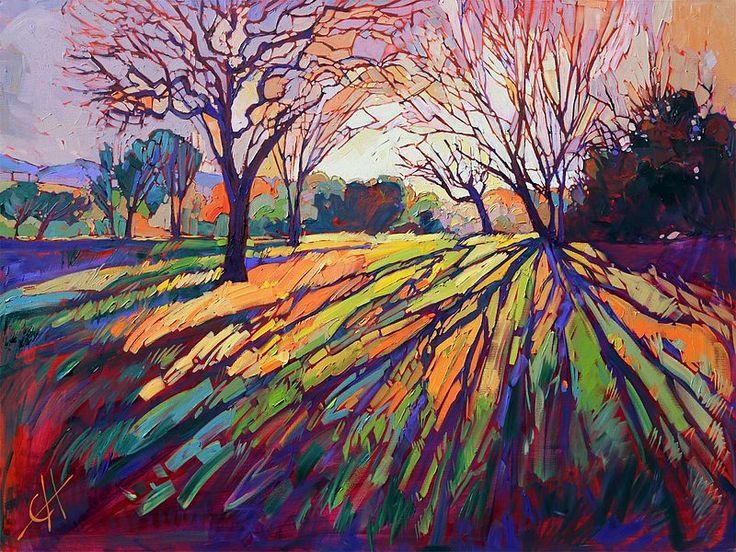 File:Crystal Light, oil on canvas, 2014, by Erin Hanson.jpg