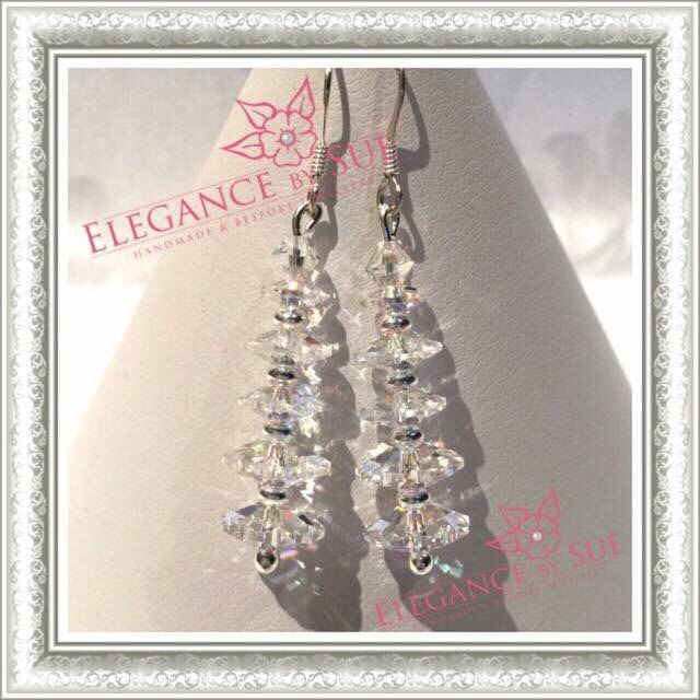 A personal favourite from my Etsy shop https://www.etsy.com/uk/listing/490855169/crystal-chandelier-drop-earrings