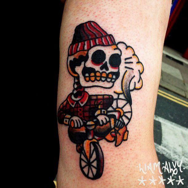 Traditional Tattoo Animal Skull | www.imgkid.com - The ...