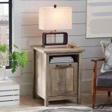 "Free Shipping. Buy Better Homes and Gardens Modern Farmhouse TV Stand for TVs up to 60"", Rustic Gray Finish at Walmart.com"