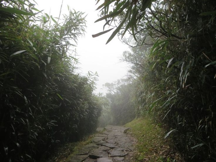 Yangmingshan National Park – Am mystischen Mount Qixing, Taiwan
