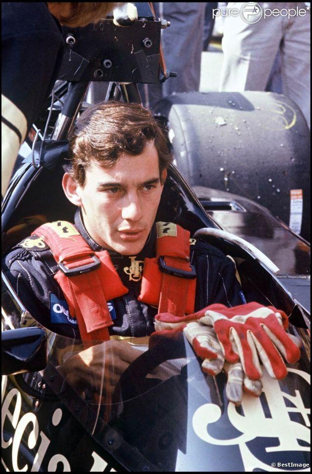 Ayrton Senna, Monaco GP 1985    The SENNA movie is one of my favourites.