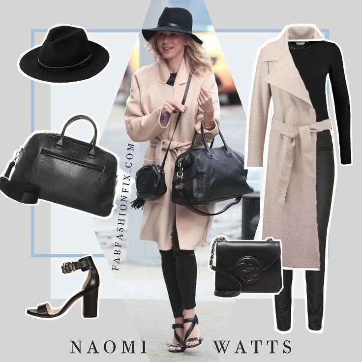 Naomi Watts - Hats On by AMAZE Celebrities