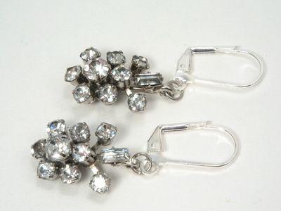 Converting screwback earrings to pierced