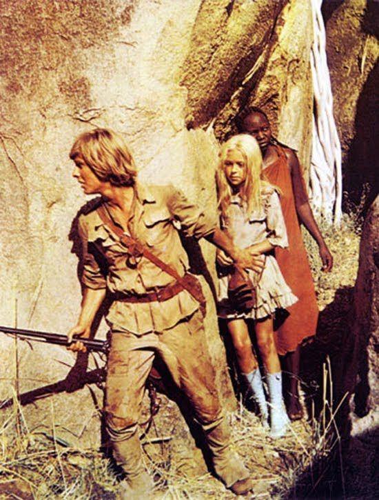 Sivatagban, őserdőben VHSRip DivX Hun 1974  1rész