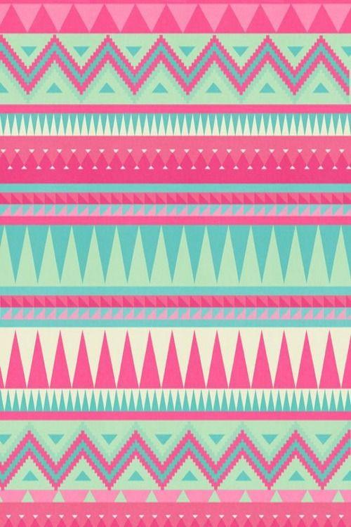 #Colores #Triangulos #Lineas #Rosado #VerdeAzul #Fondo # ...