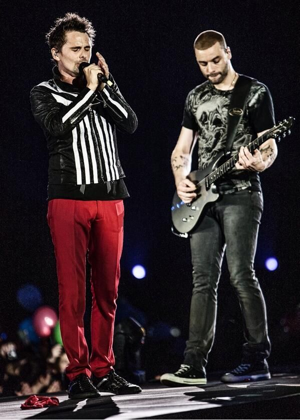 The fact that Matt and Chris switch off >>>>
