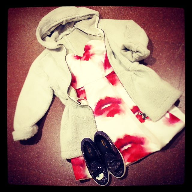 For different New Year Party!!!! MSGM Dress+6Fur Chiara Ferragni glitter slip on  www.eliteboutique.it